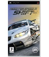 Need for Speed: Shift [Platinum] (PSP)