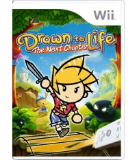 Drawn to Life The Next Chapter (Wii)