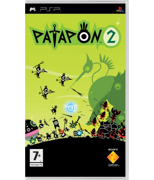 Patapon 2 [Essentials] (PSP)