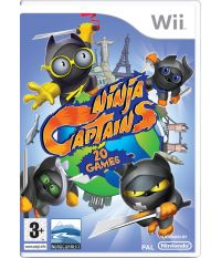 Ninja Captains (Wii)