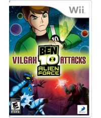 Ben 10: Alien Force. Vilgax Attacks (Wii)