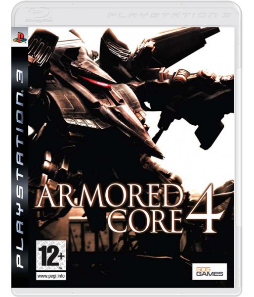 Armored Core 4 (PS3)