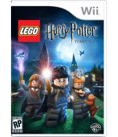 LEGO Harry Potter Years 1-4 [incl. Harry Potter and the Philosopher's Stone DVD] (Wii)