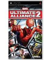 Marvel Ultimate Alliance 2 (PSP)