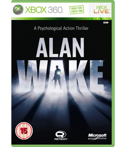 Alan Wake. Limited Edition [Русская версия] (Xbox 360)