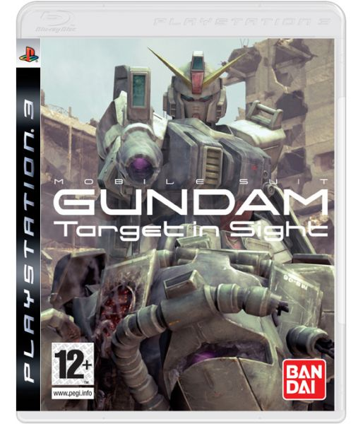 Mobile Suit Gundam Target in Sight (PS3)