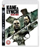 Kane & Lynch: Dead Men. GAME Exclusive Special Edition (PS3)