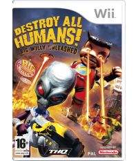 Destroy all Humans! 3: Big Willy Unleashed (Wii)