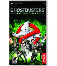 Ghostbusters: The Video Game [Русская версия] (PSP)