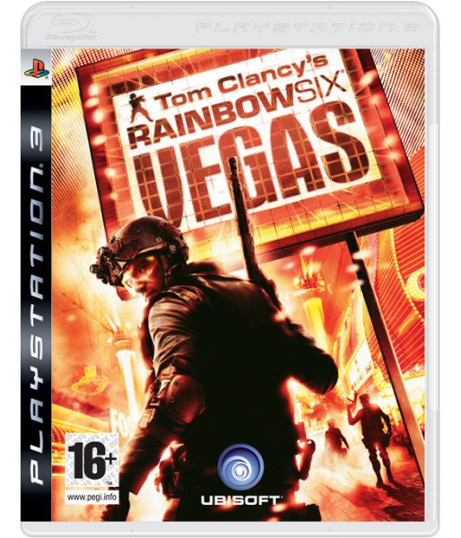 Tom Clancy's Rainbow Six Vegas (PS3)