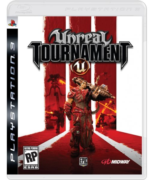 Unreal Tournament III (PS3)