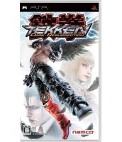 Tekken: Dark Resurrection [Essentials, русская документация] (PSP)