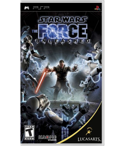 Star Wars: The Force Unleashed [Essentials] (PSP)