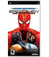 Spider-Man: Web of Shadows [Essentials] (PSP)
