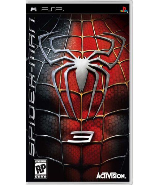 Spider-Man 3 [Essentials] (PSP)