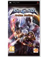 SoulCalibur: Broken Destiny [Essentials, русская версия] (PSP)