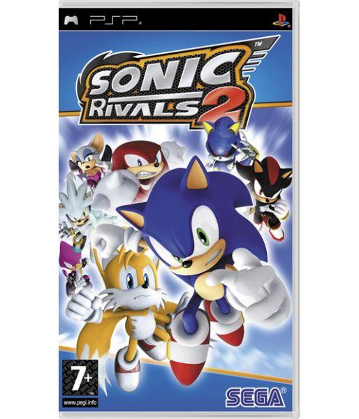 Sonic Rivals 2 [Essentials] (PSP)