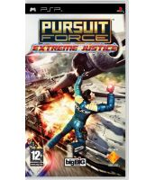Pursuit Force: Extreme Justice [Essentials, русская версия] (PSP)