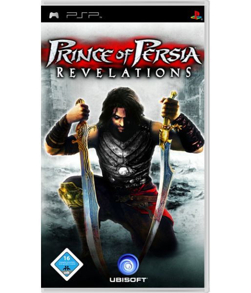 Prince of Persia: Revelations [Essentials] (PSP)