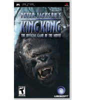 Peter Jackson's King Kong [Essentials, русская документация] (PSP)