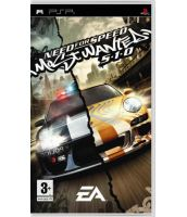 Need for Speed: Most Wanted 5-1-0 [Essentials] (PSP)