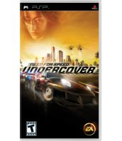 Need for Speed: Undercover [Essentials, русская версия] (PSP)