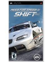Need for Speed: Shift [Essentials, русская версия] (PSP)