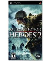 Medal of Honor: Heroes 2 [Platinum] (PSP)
