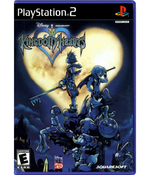 Kingdom Hearts [Platinum] (PS2)