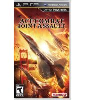Ace Combat: Joint Assault [Essentials, русская документация] (PSP)