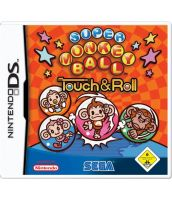 Super Monkey Ball Touch and Roll (NDS)