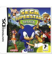 SEGA Superstars Tennis (NDS)
