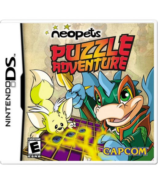 Neopets Puzzle Adventure (NDS)