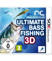Angler's Club: Ultimate Bass Fishing 3D [английская версия] (3DS)