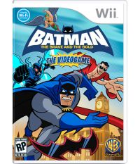 Batman: The Brave And The Bold (Wii)