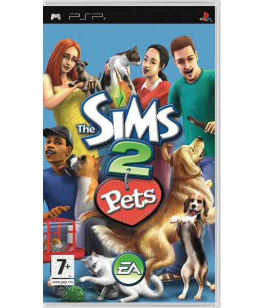 The Sims 2: Pets [Essentials] (PSP)