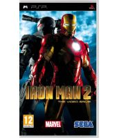 Iron Man 2 [Essentials, русская документация] (PSP)