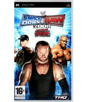 WWE Smackdown vs Raw 2008 [русская документация] (PSP)
