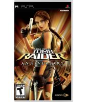 Lara Croft Tomb Raider: Anniversary [Essentials] (PSP)