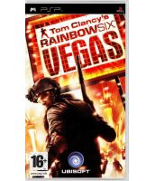 Tom Clancy's Rainbow Six Vegas [Essentials] (PSP)