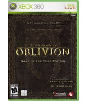 Elder Scrolls IV: Oblivion. Game of the Year Edition (Xbox 360)