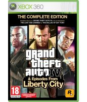 Grand Theft Auto IV: The Complete Edition (Xbox 360)