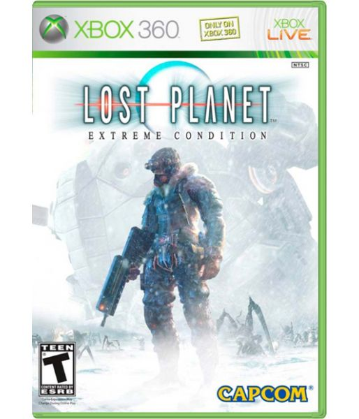 Lost Planet [DVD-box] (Xbox 360)