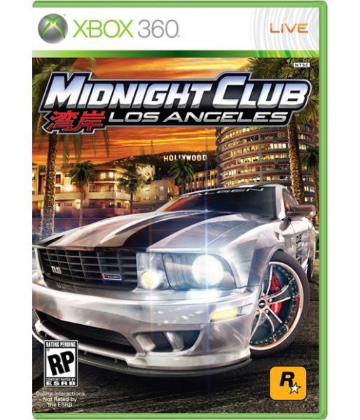 Midnight Club Los Angeles: Complete Edition [Classics] (Xbox 360)
