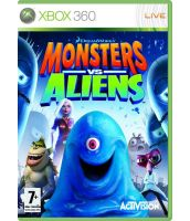 Monsters vs Aliens (Xbox 360)