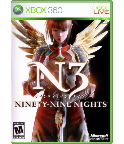Ninety Nine Nights (Xbox 360)