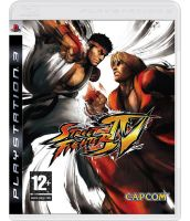 Street Fighter IV [Platinum] (PS3)