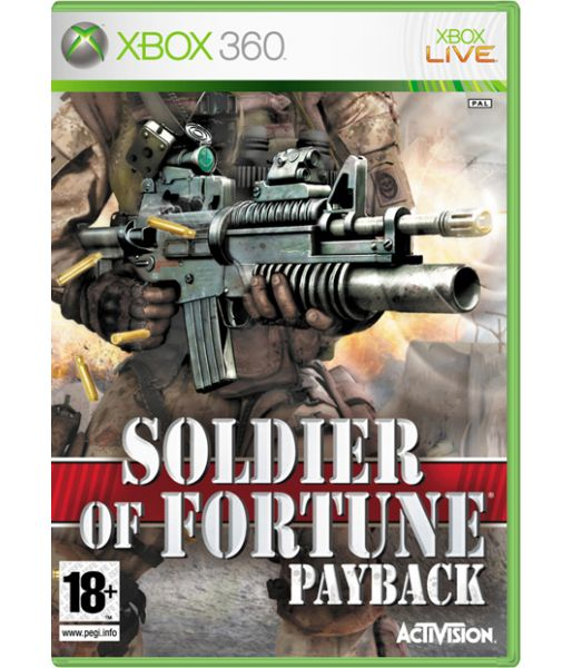 Soldier of Fortune: Payback (Xbox 360)