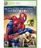 Spider-Man: Friend or Foe (Xbox 360)