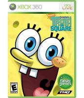 Spongebob's Truth or Square (Xbox 360)